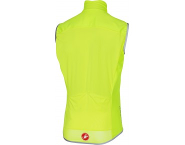 Castelli PERFETTO GORE WINDSTOPPER vest fluo yellow