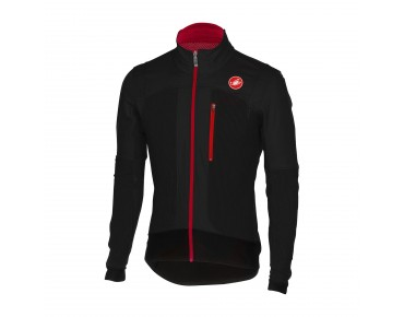 Castelli ELEMENTO 2 7x(AIR) Softshell Jacke black