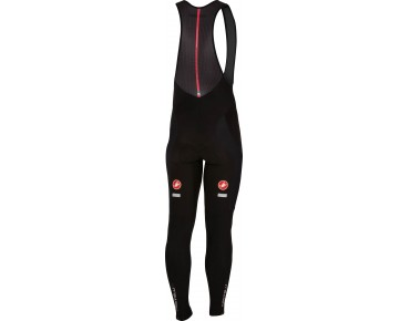 Castelli VELOCISSIMO 3 thermal bib tights black