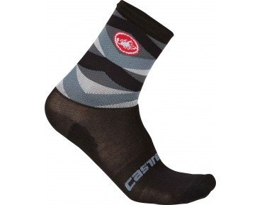 Castelli FATTO 12 winter socks black/anthracite