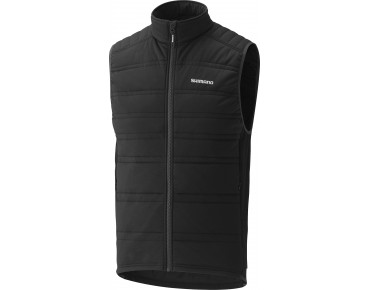 SHIMANO INSULATED winter vest black