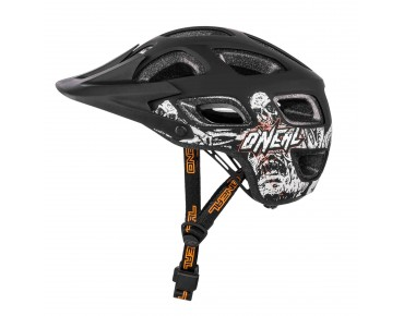 O´NEAL THUNDERBALL - casco MENACE matte black/neon orange