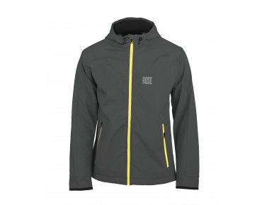 ROSE OUTDOOR softshell jacket black