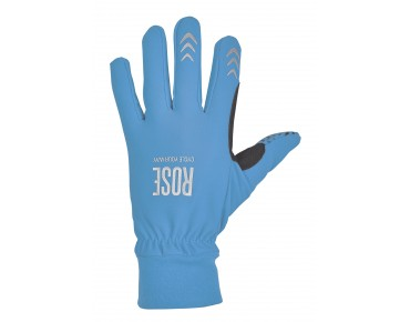 ROSE THERMO FLEECE full-finger gloves sky