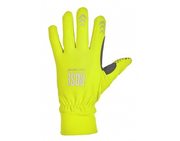 ROSE THERMO FLEECE Langfingerhandschuhe flou yellow