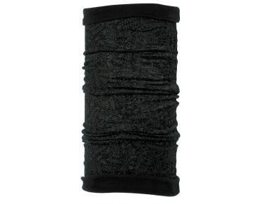 BUFF REVERSIBLE POLAR functional scarf Marroc graphite