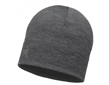 BUFF MERINO WOOL 1 LAYER hat grey