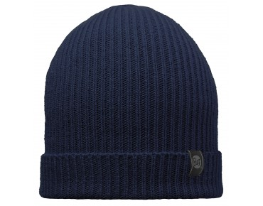 BUFF BASIC KNITTED Mütze dark navy
