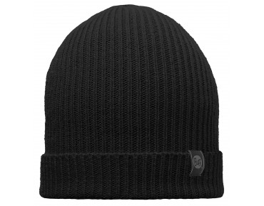 BUFF BASIC KNITTED Mütze black