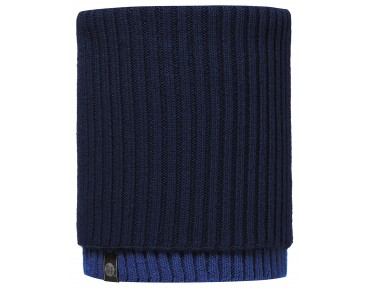 BUFF SNUD KNITTED - sciarpa dark navy/navy
