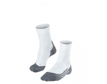 FALKE STABILIZING COOL socks white