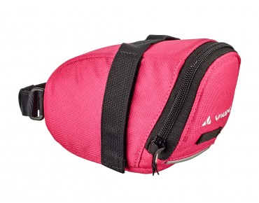 VAUDE RACELIGHT L saddle bag raspberry