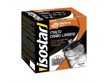 Isostar Malto Carbo Loading drink powder Neutral