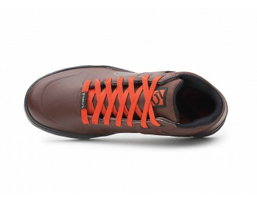 FIVE TEN FREERIDER EPS HIGH Flat Pedal Schuhe auburn