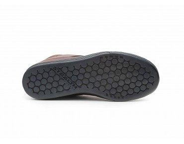 FIVE TEN FREERIDER EPS HIGH flat pedal shoes auburn