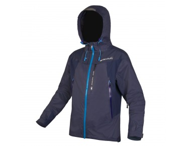 ENDURA MT500 II waterproof jacket navy