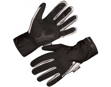 ENDURA DELUGE II winter gloves black