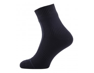 SealSkinz ROAD ANKLE HYDROSTOP waterproof merino socks black