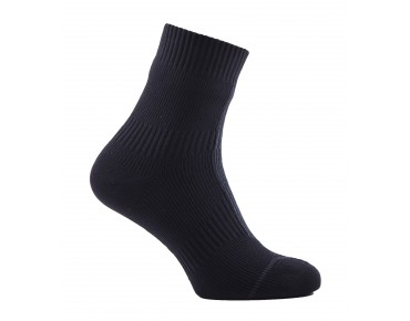 SealSkinz ROAD ANKLE HYDROSTOP wasserdichte Merino Socken black