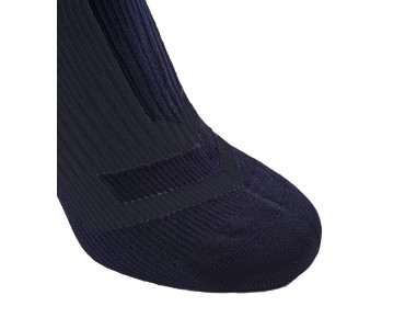 SealSkinz TREKKING THICK MID waterproof merino socks  black matt-blue/blue mirror