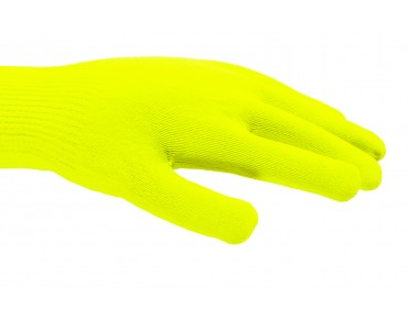 SealSkinz ULTRA GRIP waterproof gloves hi-viz yellow
