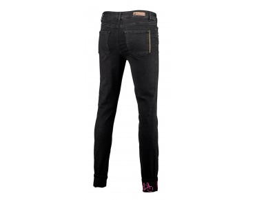ALBERTO BICICLETTA SUPERFIT SATIN Damen Jeans dark grey