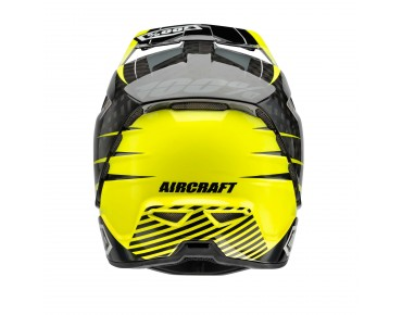 100% AIRCRAFT - casco integrale basetech yellow