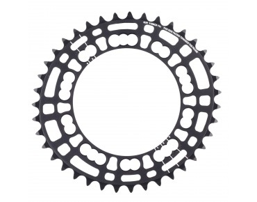 Rotor Q-Rings 39-tooth chainring black