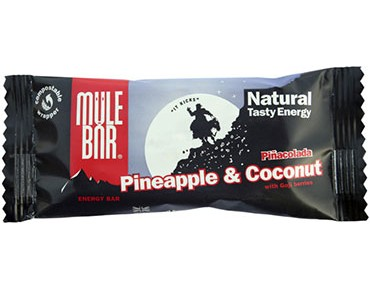 Mulebar Natural Tasty energy bar 40g Pina Colada / Ananas Kokos