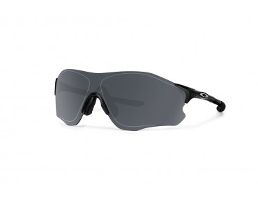 OAKLEY EVZERO PATH Sportbrille polished black w/black iridium