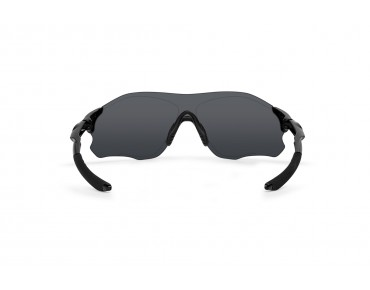 OAKLEY EVZERO PATH sports glasses polished black w/black iridium