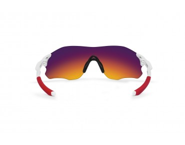 OAKLEY EVZERO PATH sports glasses matte white w/PRIZM ROAD