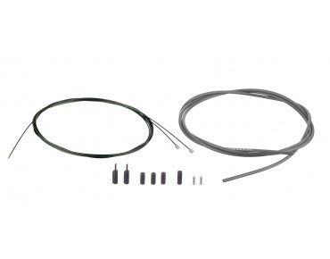 SHIMANO Optislick shift cable set for road bikes grey
