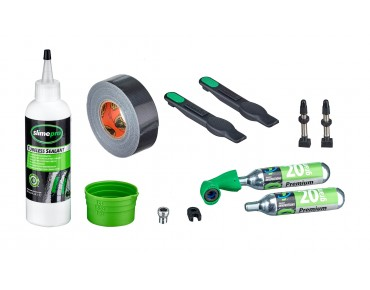Slime Pro Tubeless Ready Kit