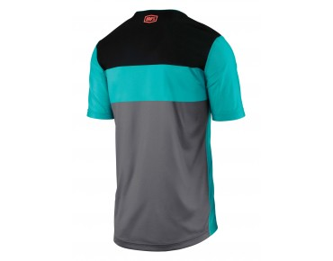 100% AIRMATIC FAST TIMES cycling shirt gray