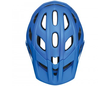 iXS Trail RS EVO helmet fluor blue