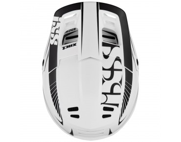 IXS XACT full-face helmet white/black