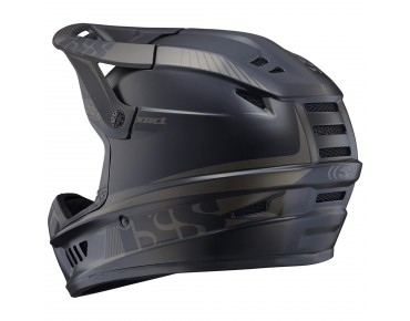 iXS XACT - casco integrale black/gunmetal