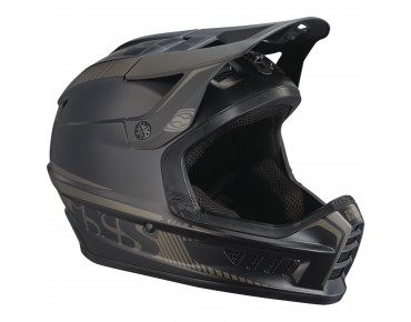 iXS XACT full-face helmet black/gunmetal