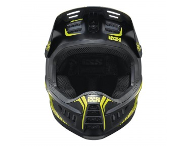 iXS XACT full-face helmet black/lime