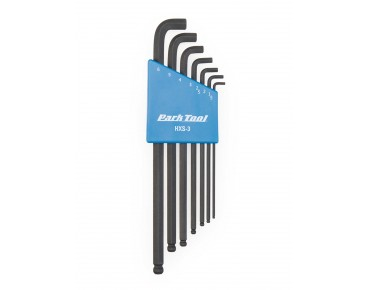Park Tool HXS-3 Stubby hex key set