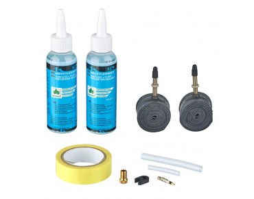 "M-Wave Tubeless-Kit für  Sclaverand-Ventil, 26"", 27,5"", 29"""