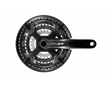 SHIMANO FC-T8000-3 Hollowtech II - guarnitura black