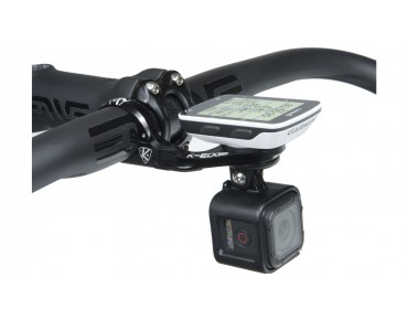 K-Edge Garmin Mount Combo handlebar bracket for Edge and Touring schwarz