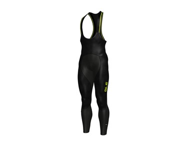 ALÉ CLIMA PROTECTION 2.0 ANTIVENTO CAPO NORD windproof thermal bib tights black