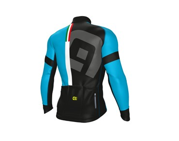 ALÉ ALÉ GRAPHICS PRR TIRRENO 2017 winter jersey