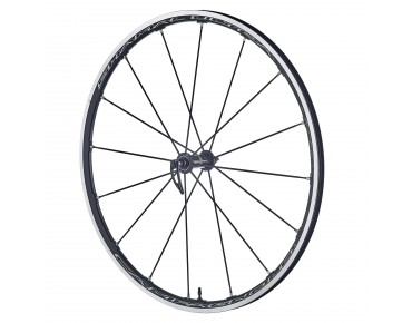 Campagnolo Shamal Ultra C17 2-Way Fit front wheel -2017- schwarz