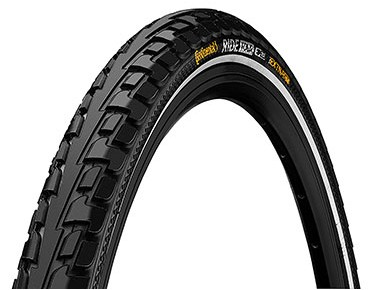 Continental Ride Tour Reflex tyre black/black reflective