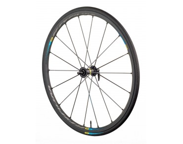 "MAVIC Ksyrium Pro Exalite ""Haute Route"" 28""/700 C road wheels incl. tyres black"