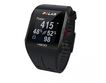 Polar V800 sports watch black/black